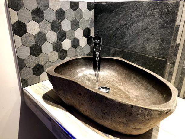 Lavabo della Luxury SPA Suite