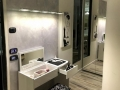 Zona Trucco della Luxury SPA Suite